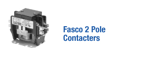 Fasco 2 Pole Contacters